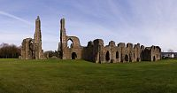 Neath Abbey Panorama